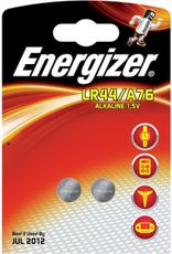 Bateria ENERGIZER LR44/A76 2kusy