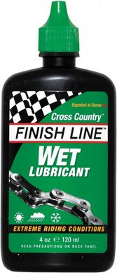 Finish Line Cross Country 120ml mazivo